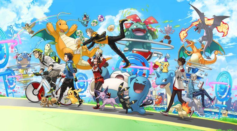 Nintendo sorprende co anuncio dun Pokémon Direct