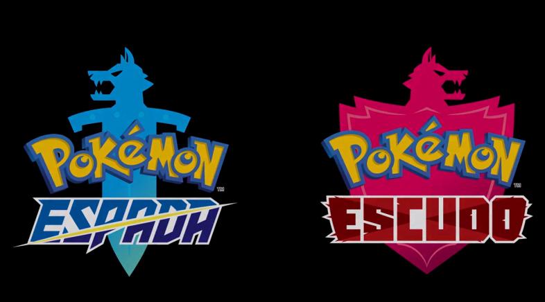 A oitava xeración de Pokémon preséntase en sociedade