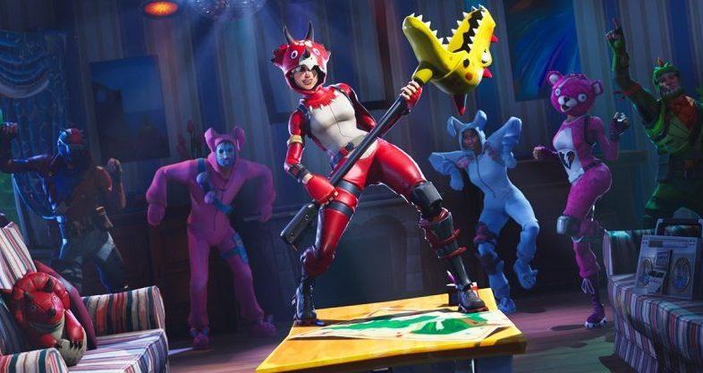 """Epic Games asegura que """"ninguén pode posuír un paso de baile"""""""