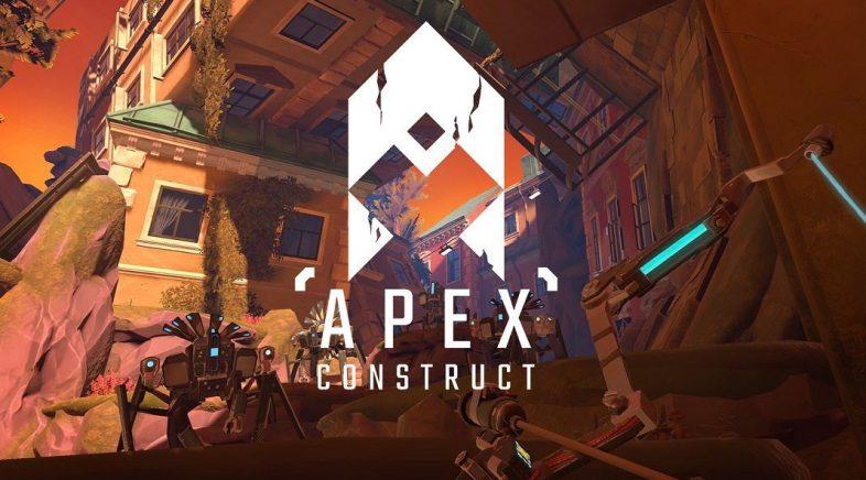 Os usuarios mercan Apex Construct pensando que é Apex Legends