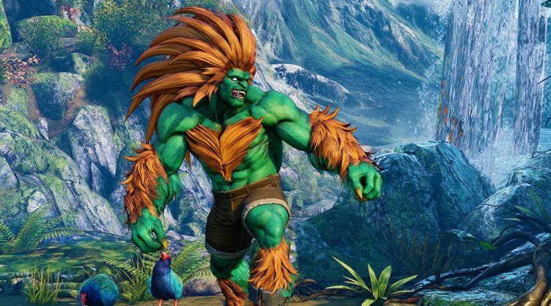 Un glitch permite a Blanka parar o tempo en Street Fighter V