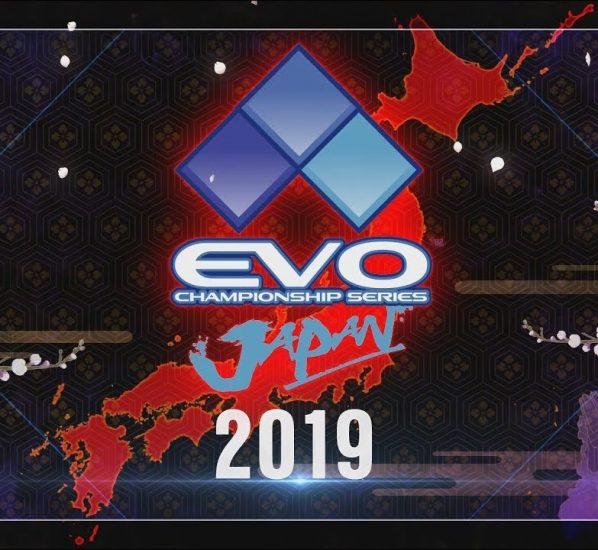 Labazadas e patadas a esgalla no EVO Japan 2019