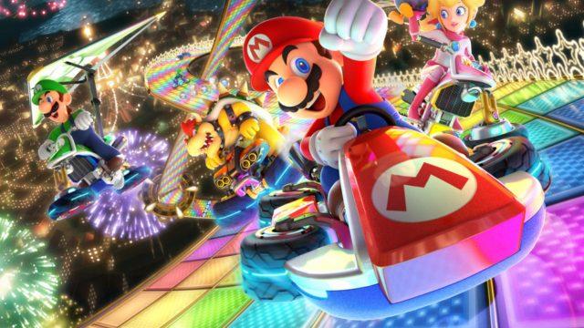 Unha casca azul impide lograr un novo récord mundial en Mario Kart 8 Deluxe