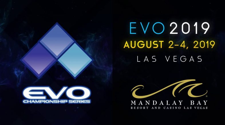 Nueve juegos para luchar en Las Vegas durantee el EVO 2019