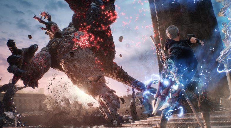 Capcom non prevé novos contidos para Devil May Cry 5 tras o seu lanzamento