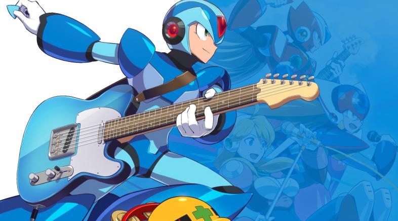 Capcom xunta en Spotify as BSO dos seus videoxogos