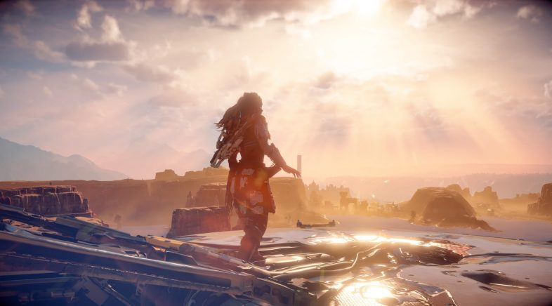 Horizon Zero Dawn :: Na procura dun amencer brillante