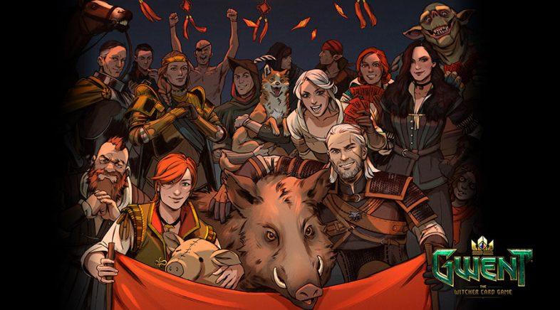 Gwent: The Witcher Card Game anuncia a súa versión para dispositivos móbiles