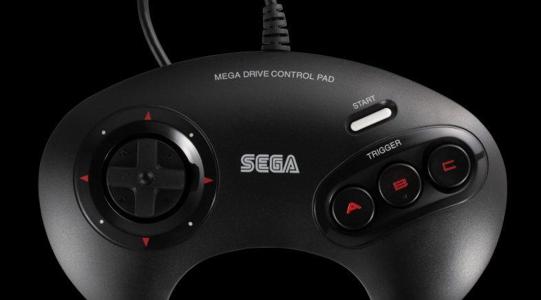 Mega Drive Mini, en setembro e con 40 xogos