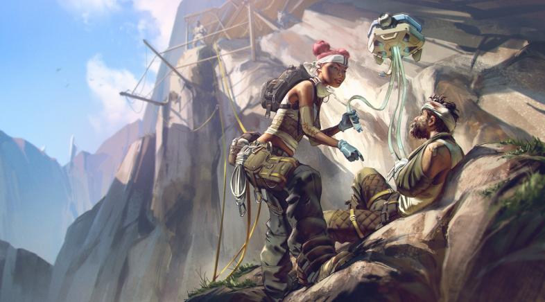 Apex Legends expulsa a 355.000 xogadores por usar trampas