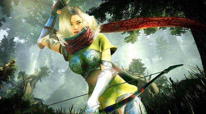 Black Desert ponse ao día en Xbox One e engade catro novas clases