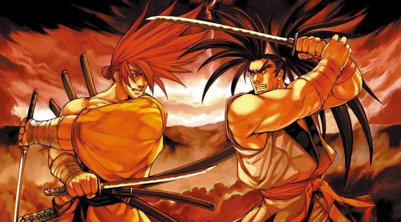 Samurai Shodown amosa gameplay cun sabor moi arcade