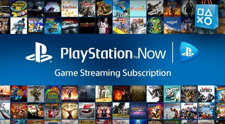 PlayStation Now chega a España cun catálogo de 600 títulos