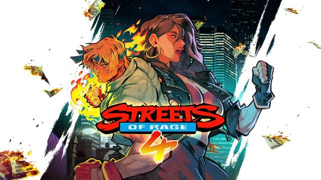 Streets of Rage 4 presenta nuevo tráiler lleno de acción