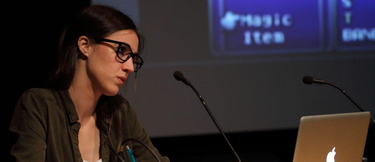 Erea Carbajales: «A música dun videoxogo non se pode analizar como a dunha película»