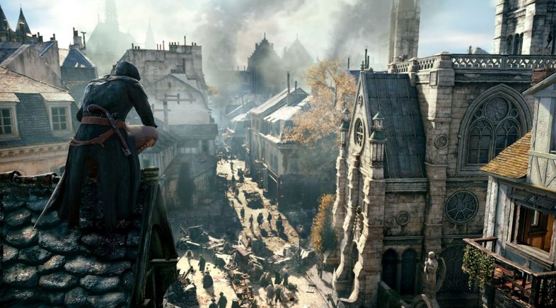 Ubisoft Regala Assassins Creed Unity Para Asombrar Con Su