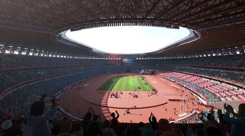 SEGA presenta o seu xogo oficial para a Olimpíada de 2020