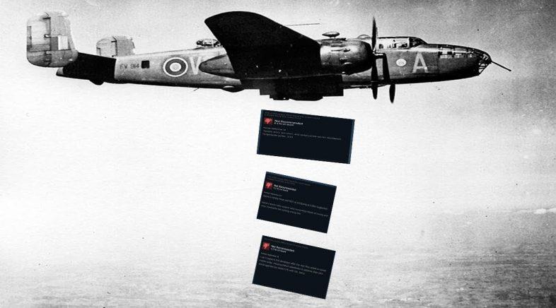 Steam pon en marcha a súa medida contra análises bomba