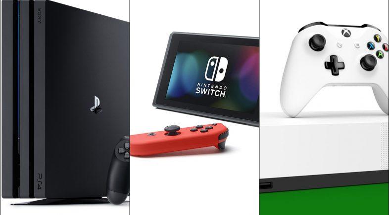 Nintendo Switch continúa sendo a consola máis vendida do ano