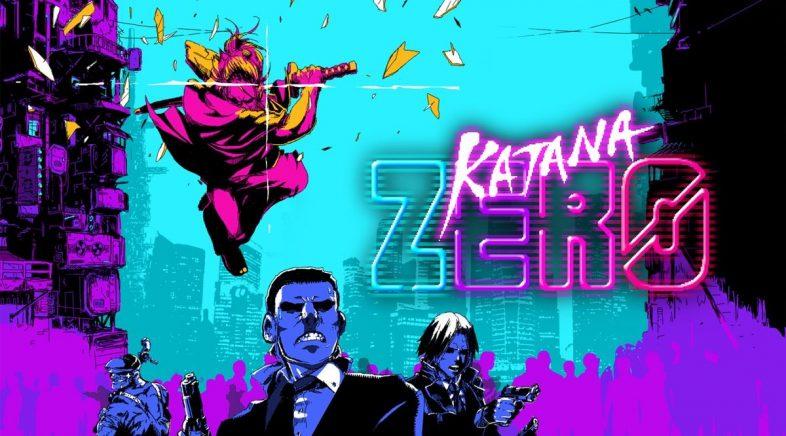 Katana Zero recibirá dos nuevos modos de juego a finales de mes