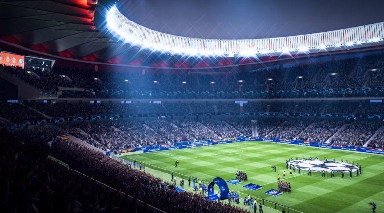 Os xogadores de FIFA 20 xa quentan pola banda