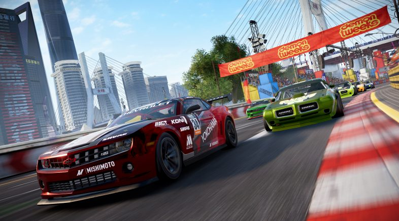 Volve a velocidade 'made in' Codemasters con GRID