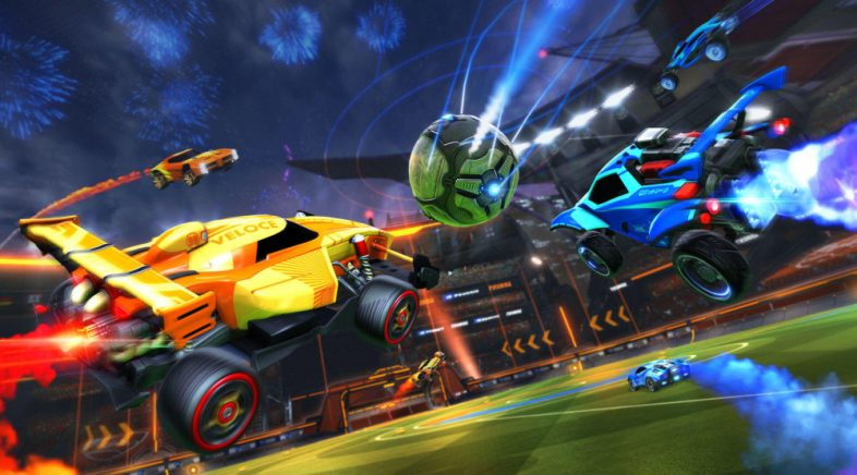 Epic Games merca Psyonix, o estudio de Rocket League