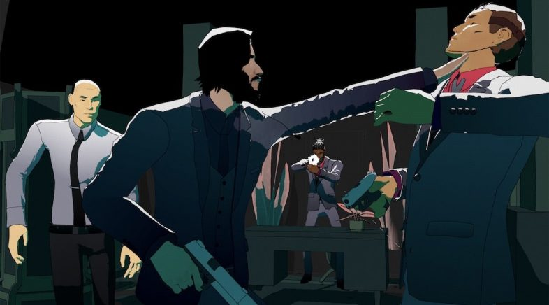John Wick Hex, o novo título do creador de Thomas Was Alone