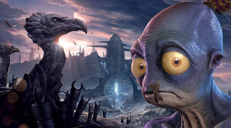 Oddworld: Soulstorm mostra as súas primeiras imaxes con acción nun novo adianto