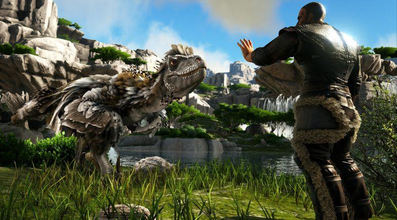 ARK: Survival Evolved expande o seu mundo con Valguero