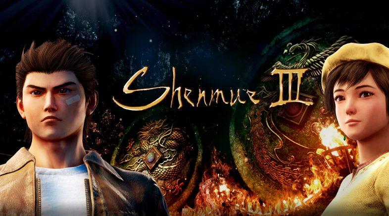 Shenmue III pide tempo e retrásase ata novembro