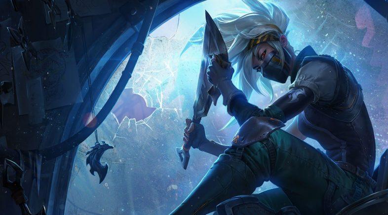 O goberno de Estados Unidos bloquea League of Legends en Irán e Siria