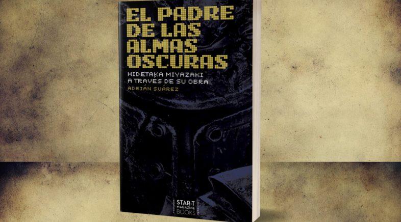 Xa dispoñíbel o libro do coruñés Adrián Suárez sobre Miyazaki,   O pai das ánimas escuras