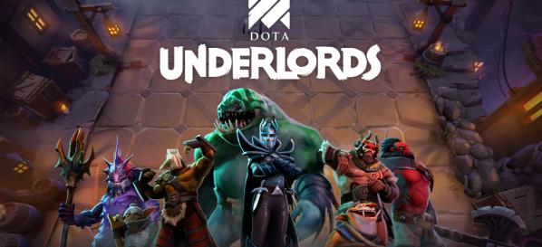 Valve publica por sorpresa o seu novo xogo, Dota Underlords