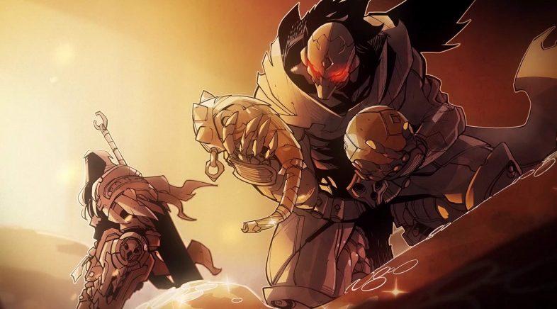 A nova entrega de Darksiders vístese de Diablo