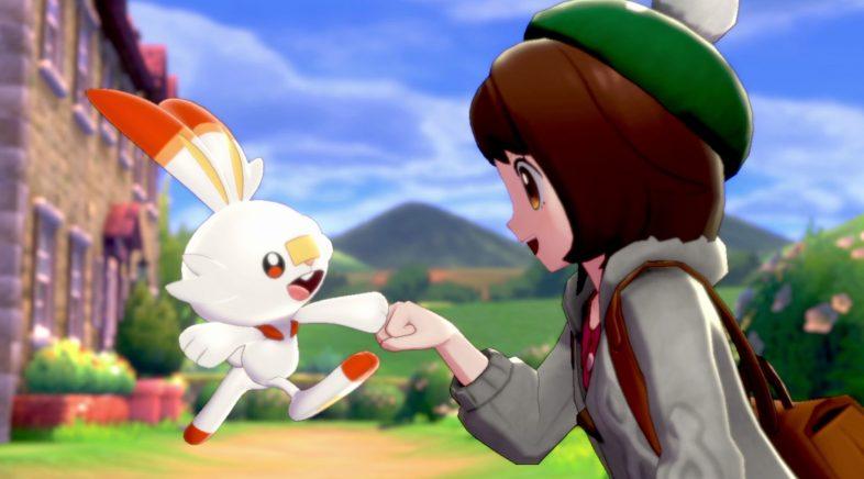 Nin Movementos Z, nin Megaevolucións en Pokémon Espada e Escudo