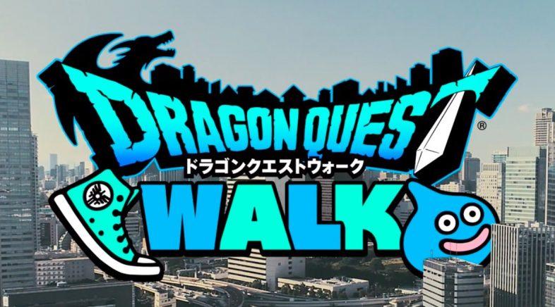 Anunciado Dragon Quest Walk, o Pokémon GO de Square Enix