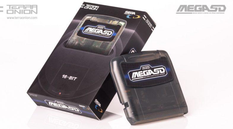 MegaSD, el accesorio FPGA definitivo para Mega Drive