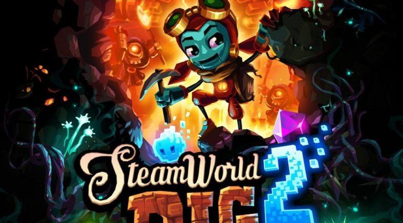 SteamWorld Dig 2 :: A mineira que chegou ao núcleo do mundo