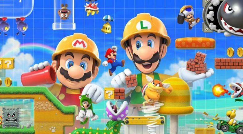 Dous millóns de niveis en Super Mario Maker 2 e subindo