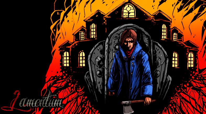O xogo de terror Lamentum logra sacar adiante o seu Kickstarter