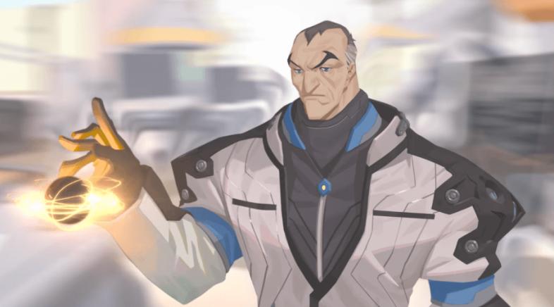 Sigma, el nuevo héroe de Overwatch ya tiene nombre