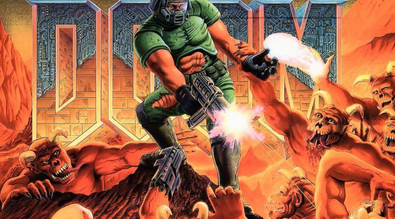 A triloxía orixinal de Doom resucita nas máquinas actuais