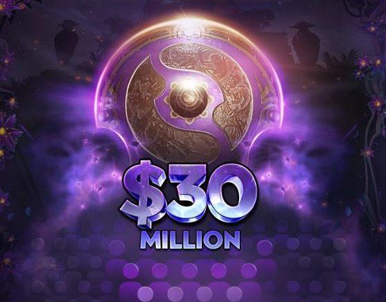 O maior torneo de DOTA 2 pasa a barreira dos 30 millóns de dólares en premios