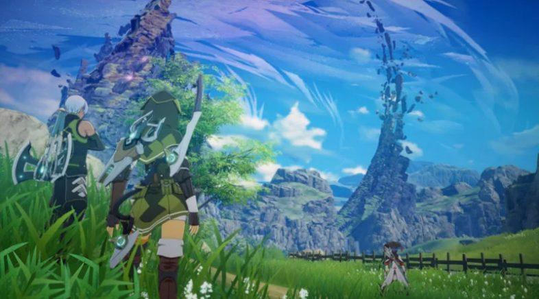 Blue Protocol, el nuevo RPG de Bandai Namco