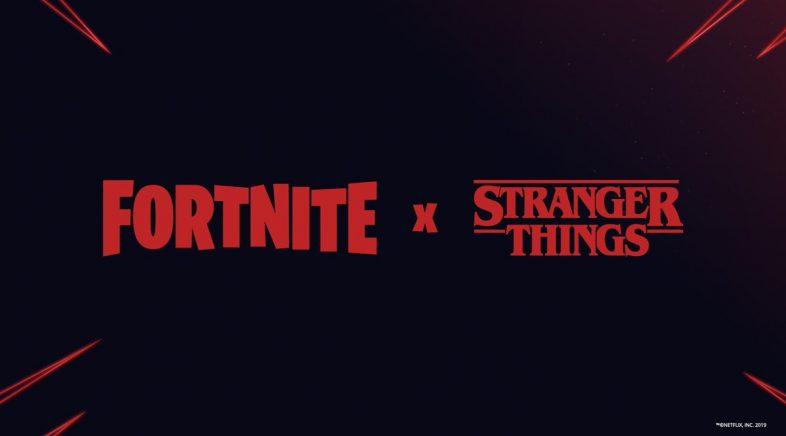 A terceira tempada de Stranger Things tamén se estrea en Fortnite