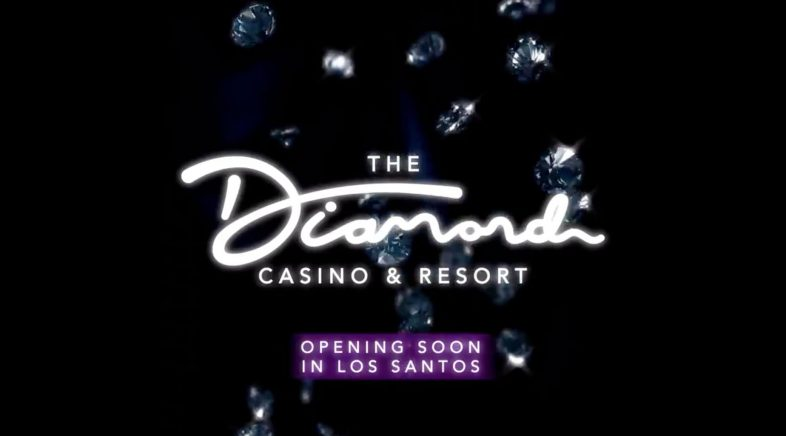 GTA Online abre as portas de The Diamond, o seu novo e luxoso casino
