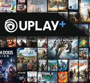 Ubisoft desvela el listado completo de juegos de Uplay+