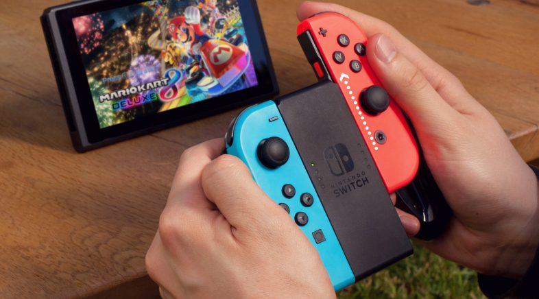 Nintendo Switch non para e roza os 37 millóns de dispositivos despachados
