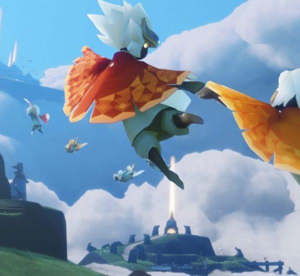 Sky: Children of the Light,   lo nuevo de los creadores de Journey, ya disponible en iOS